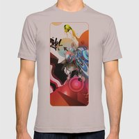 The Price Of Ambition Mens Fitted Tee Cinder SMALL