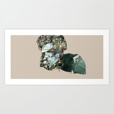 Earth & Water Art Print