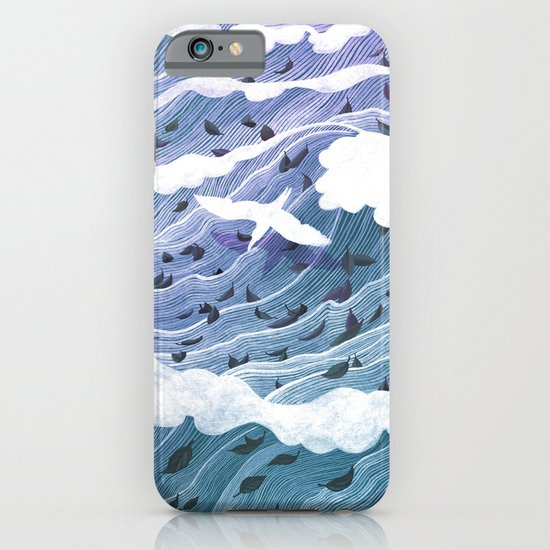 From Leaf to Feather iPhone & iPod Case