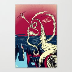 Porco Rosso Canvas Print