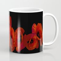 ELEVEN RED POPPIES Mug