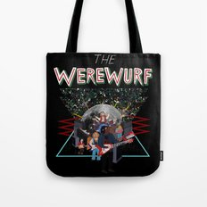 The Werewurf Band Tote Bag