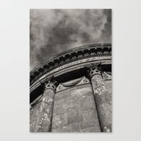 Mussenden Temple Canvas Print