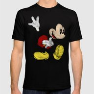 T-shirt featuring DISNEY MICKEY MOUSE: DAR… by DrakenStuff+