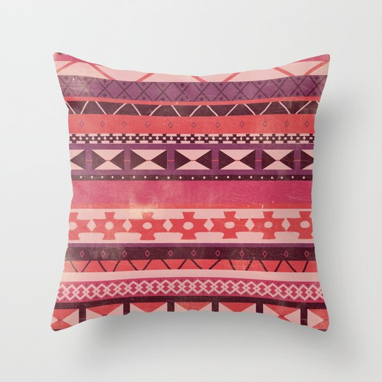 Native Spirit (alternate) Throw Pillow