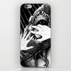 Jurassic Park iPhone & iPod Skin
