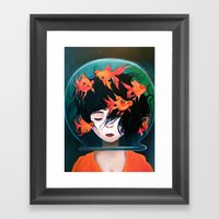 Mistaken Identity (Ken Wong Recreation) Framed Art Print