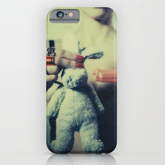 The Bunny iPhone & iPod Case