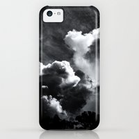 iPhone 5c Cases featuring Storm Brewing by Roger Wedegis