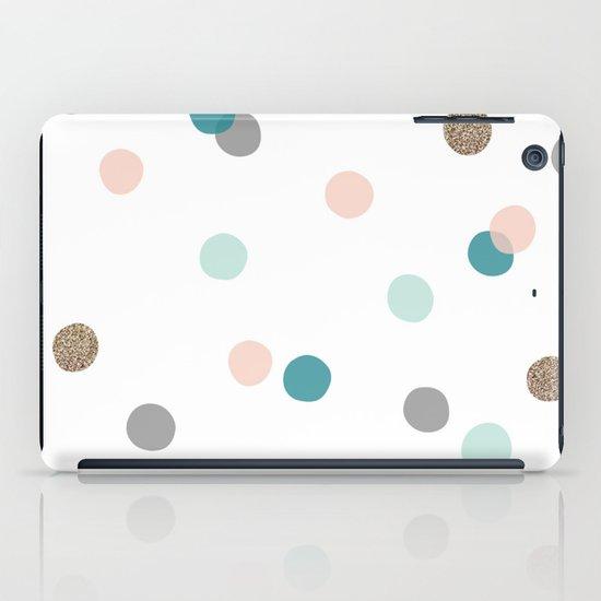 Confetti Dots iPad Case