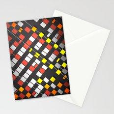 Breakout Pattern Stationery Cards