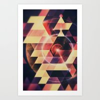 lwwcys Art Print