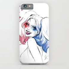 Harley Quinn SQ iPhone 6 Slim Case