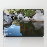 Mirror Of Time iPad Case
