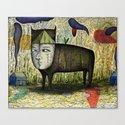 The Phantom Beast of Summer Canvas Print