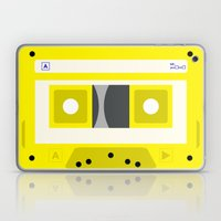 CMYK Cassette Tapes Laptop & iPad Skin