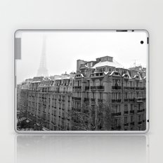 Paris Snow Laptop & iPad Skin