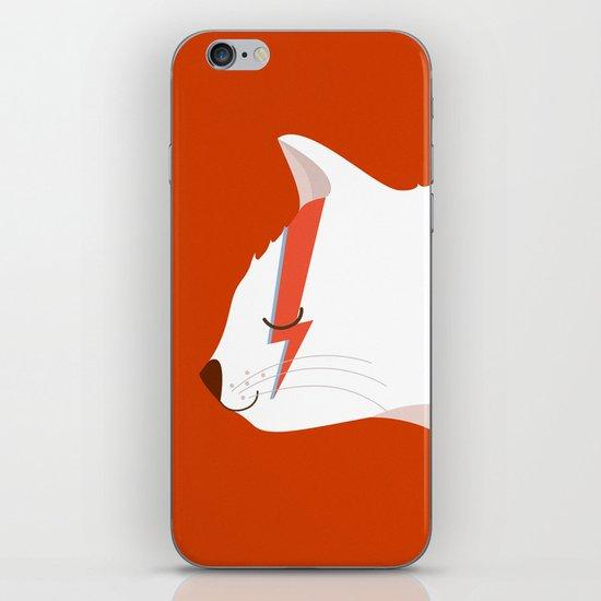 David Meowie iPhone & iPod Skin