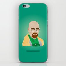 Walter H. White iPhone & iPod Skin