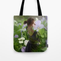 Flower Fairies Tote Bag