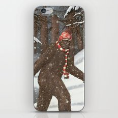 Everyone Gets Cold iPhone & iPod Skin