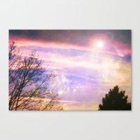 Cloud Study Pt5 Canvas Print