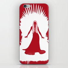 Mother of King iPhone & iPod Skin