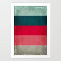 New York City Hues Art Print