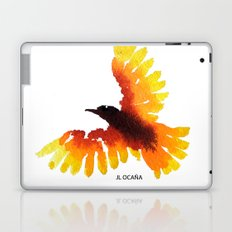 Hope bird. Laptop & iPad Skin