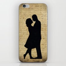 Loving Couple iPhone & iPod Skin