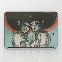 Nymphs (Ext) iPad Case