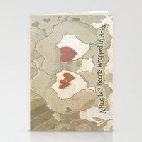 Gimmie A Hug Stationery Cards