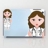 Job Series: The Doctor iPad Case