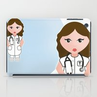 Job Series: The Doctor iPad Case