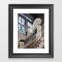 Ghost No. 4 Framed Art Print