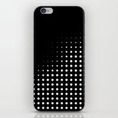 Black raster - Optical game12 iPhone & iPod Skin