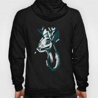 Sketchy Deer Hoody