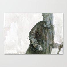7Ravens - Departure Canvas Print