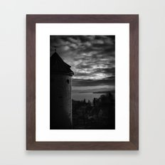 The Watchtower Framed Art Print