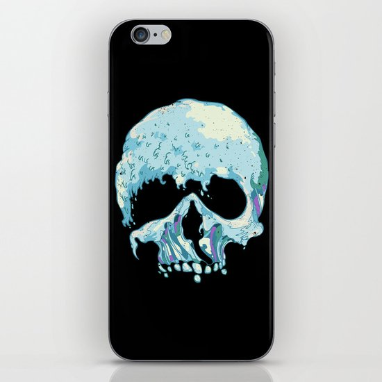 Silent Wave iPhone & iPod Skin