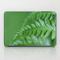 Fern Details iPad Case