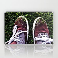 In My Shoes Laptop & iPad Skin