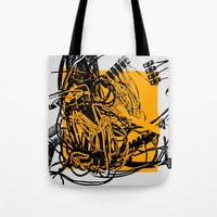 COURTCIRCUIT Tote Bag