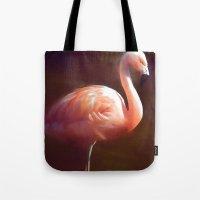 Flamingo Dream Tote Bag
