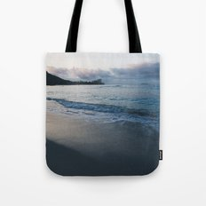 beach-morning 03 Tote Bag