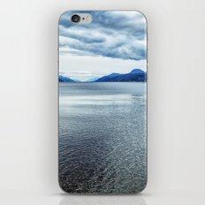 Loch Ness Scotland iPhone & iPod Skin
