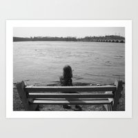Rising Waters Art Print