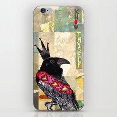 Know Thyself iPhone & iPod Skin