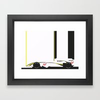 BGP001 Framed Art Print