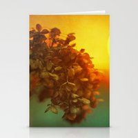 Sunlight In Her Hair Stationery Cards